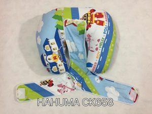 Gối chữ C cho bé bú chính hãng Hahuma ở TP HCM