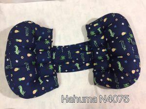 Gối kê lưng nằm ngủ cho mẹ bầu hết đau lưng Hahuma N700