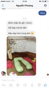 Đầm bầu Bumps bán gối bà bầu tốt nhất ở Tuyên Quang