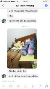 Địa chỉ mua gối bà bầu ở Việt Trì Phú Thọ chính hãng