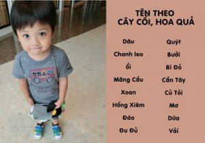 9999 tên hay đặt cho bé trai ấn tượng và mạnh mẽ